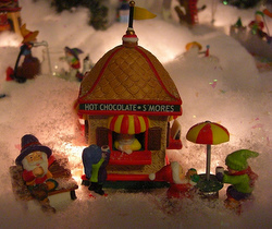Occupy North Pole! Resist the Fat Man (but take his cookies)