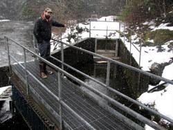 Salmon grant will improve hatchery's historic water supply