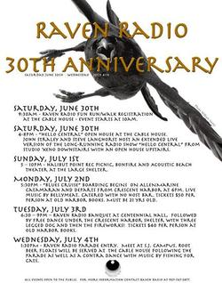 Lots to do at Raven's 30th