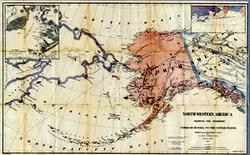 Alaskan cartography influenced by Native mapmakers