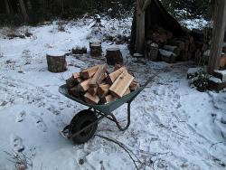 Fair promotes return to wood energy