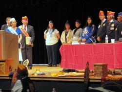 Grand Camp honors Soboleff, focuses on Native vote