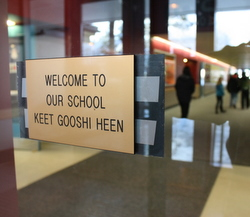 Sitka Schools: Stability, calm important after Conn. shooting