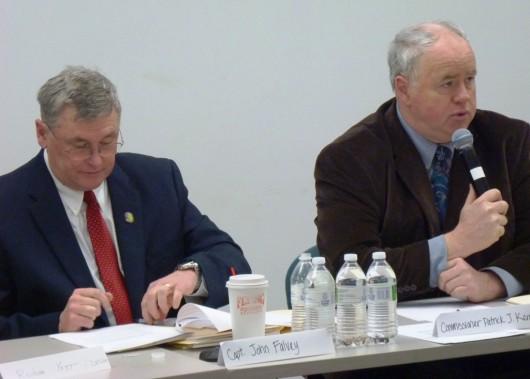 Commissioner sorry for ignoring advisory board