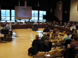 State game board meeting opens on bear research