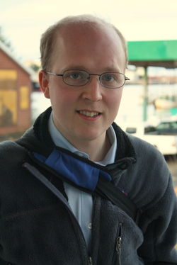 Jonathan Kreiss-Tomkins. (KCAW photo/Robert Woolsey)