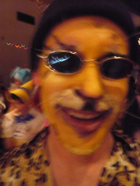 Johnny Wake on Earbones