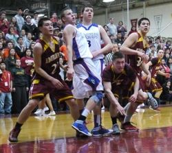 Sitka, MEHS to rematch in 3A final