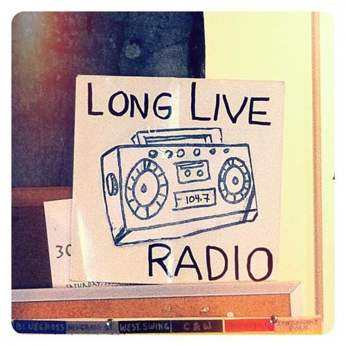 Long Live Radio!