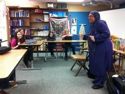 Khan: Stories 'build bridges of understanding'