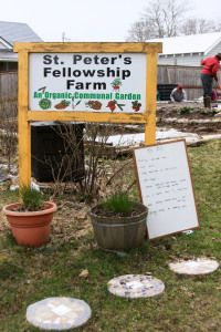 St. Peter's Fellowship Farm represents an active effort to improve food security in Sitka. (SLFN photo)