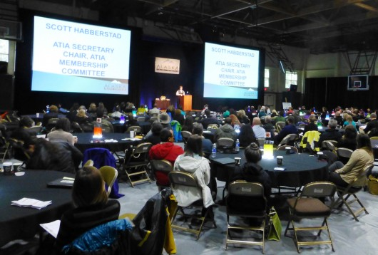A sigh of relief from travel-convention organizers