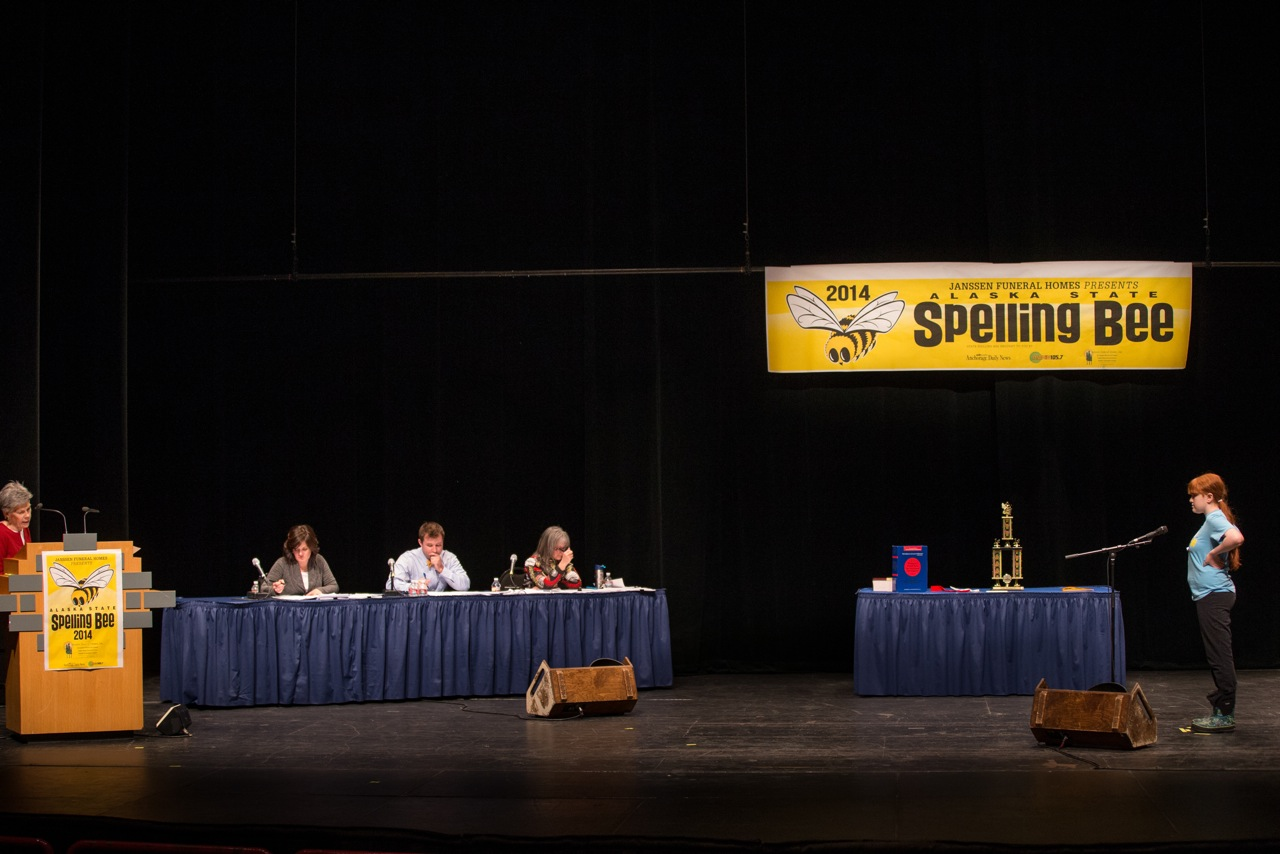 Sitka 7th-grader triumphant at state Spelling Bee