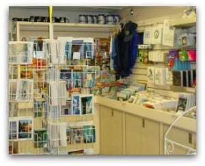 The gift shop on the ferry Kennicott is one of five to be closed this summer in a cost-cutting move. (Viking Travel/Alaska Ferry vacations.com)