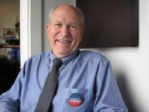 Independent candidate for governor Bill Walker doesn't aspire to a lengthy political career.