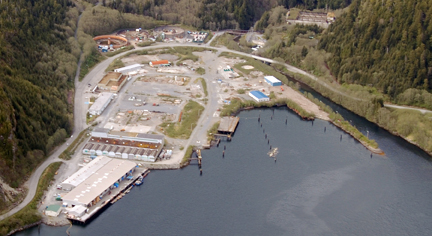 Industrial park to consider offers on remaining property