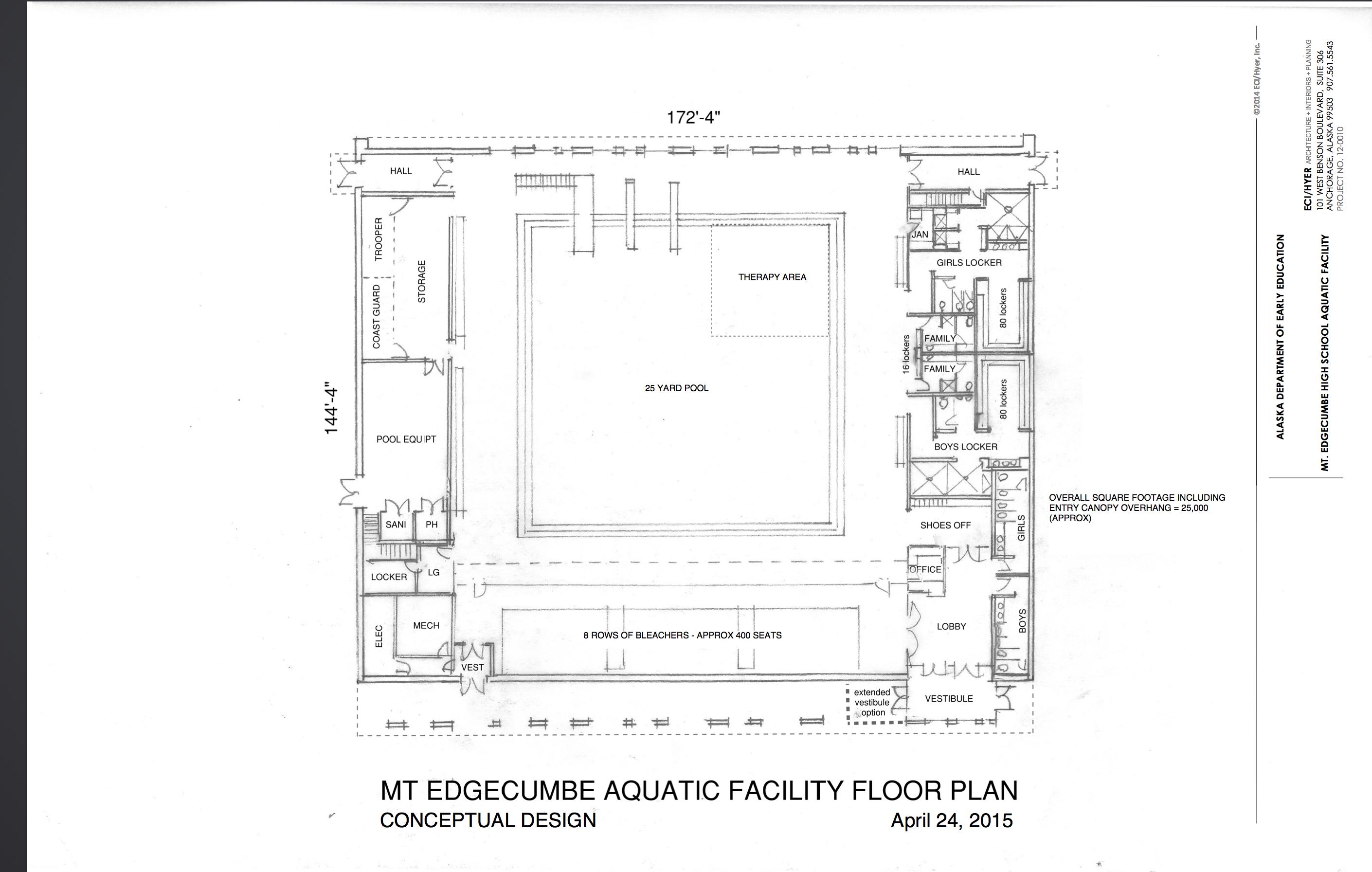 Edgecumbe pool slated to break ground in early 2016