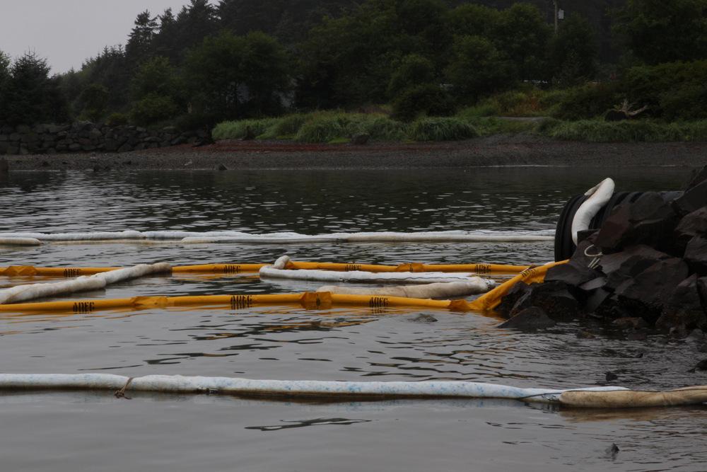 City still investigating cause of diesel spill