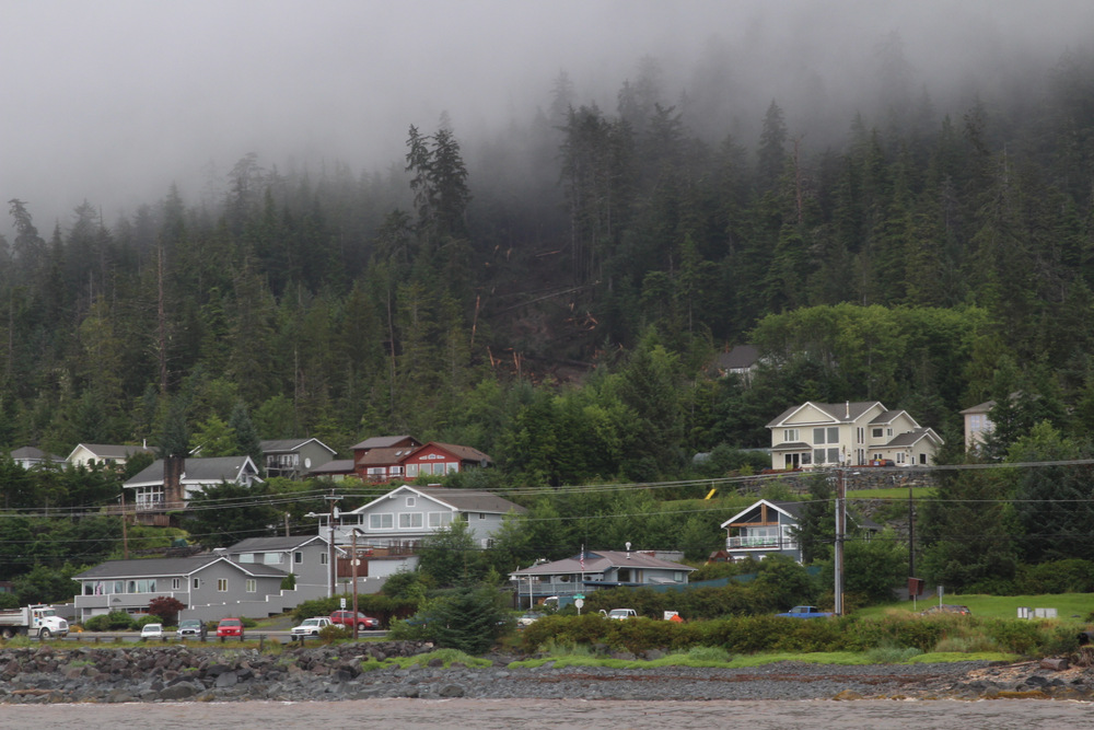 Gov. Walker to visit Wednesday, three missing after Sitka landslides