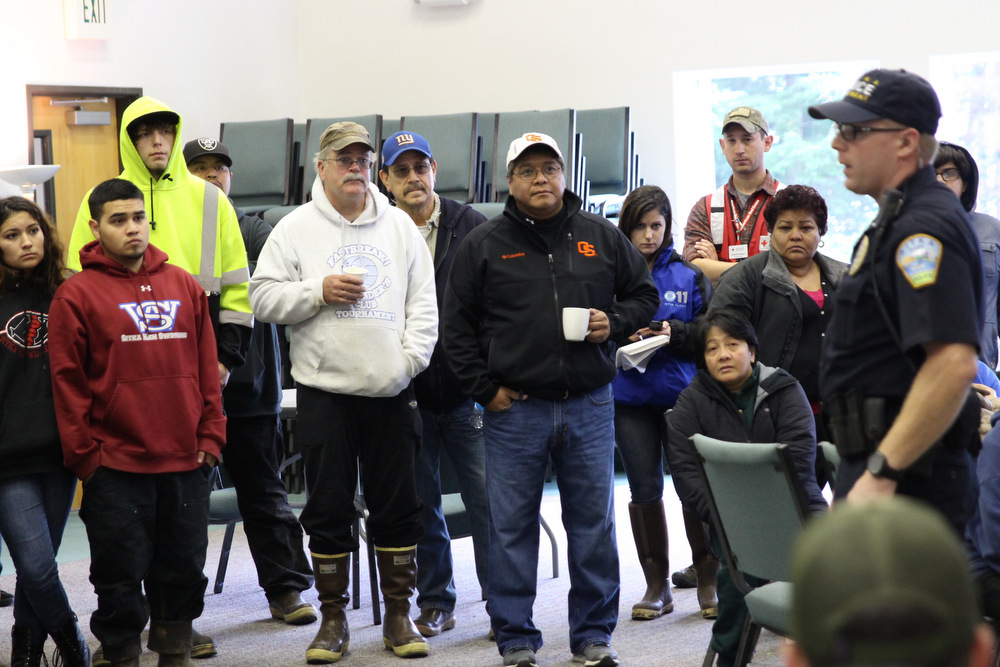 Speaking at Assembly, officials say: Thank you, Sitka