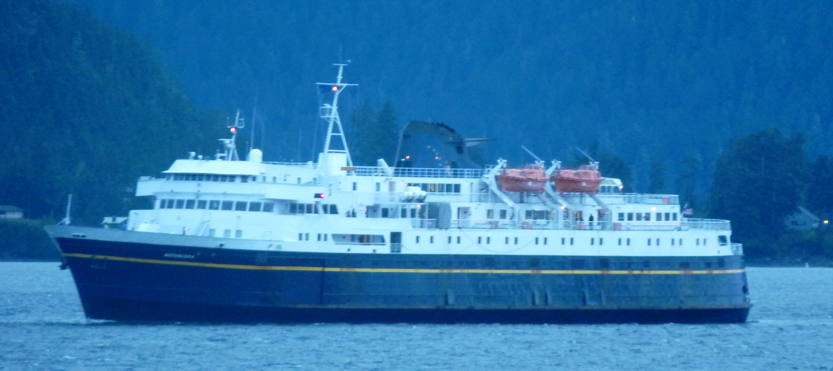 Should some state ferry routes be privatized?