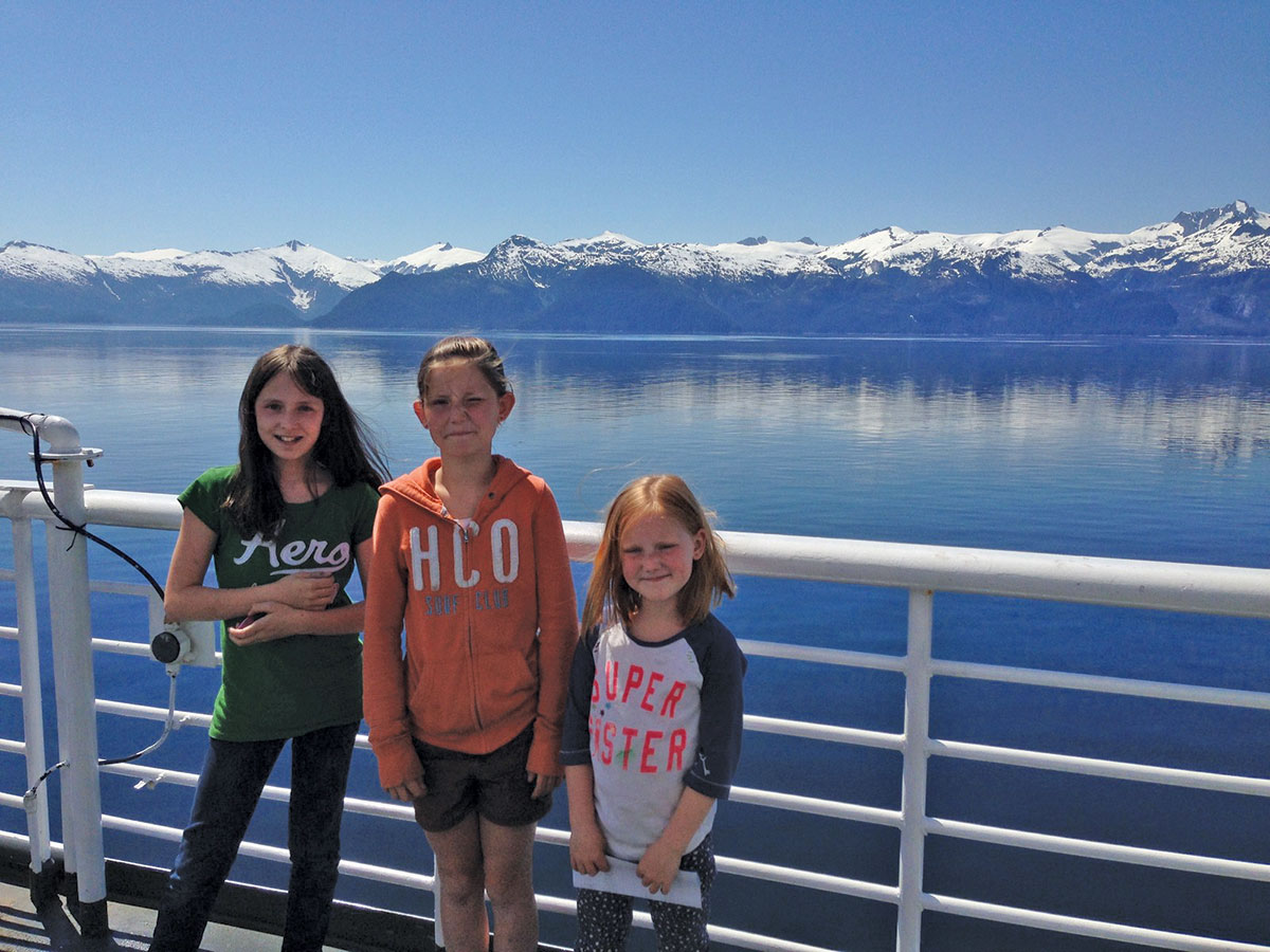 Ferries keep old underage travel rules, for now
