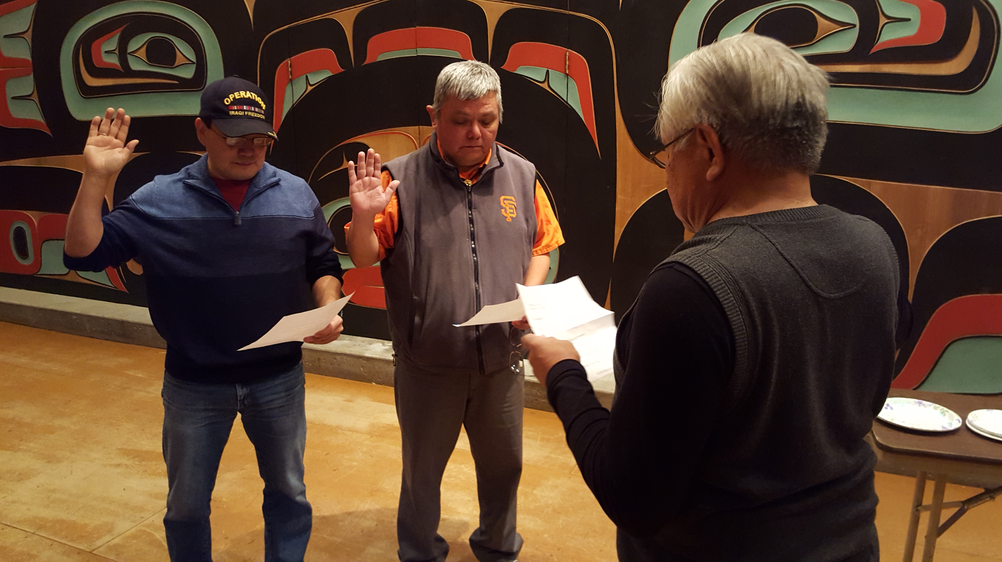 Tribal Council seeks two new members