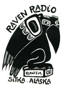 raven radio official logo