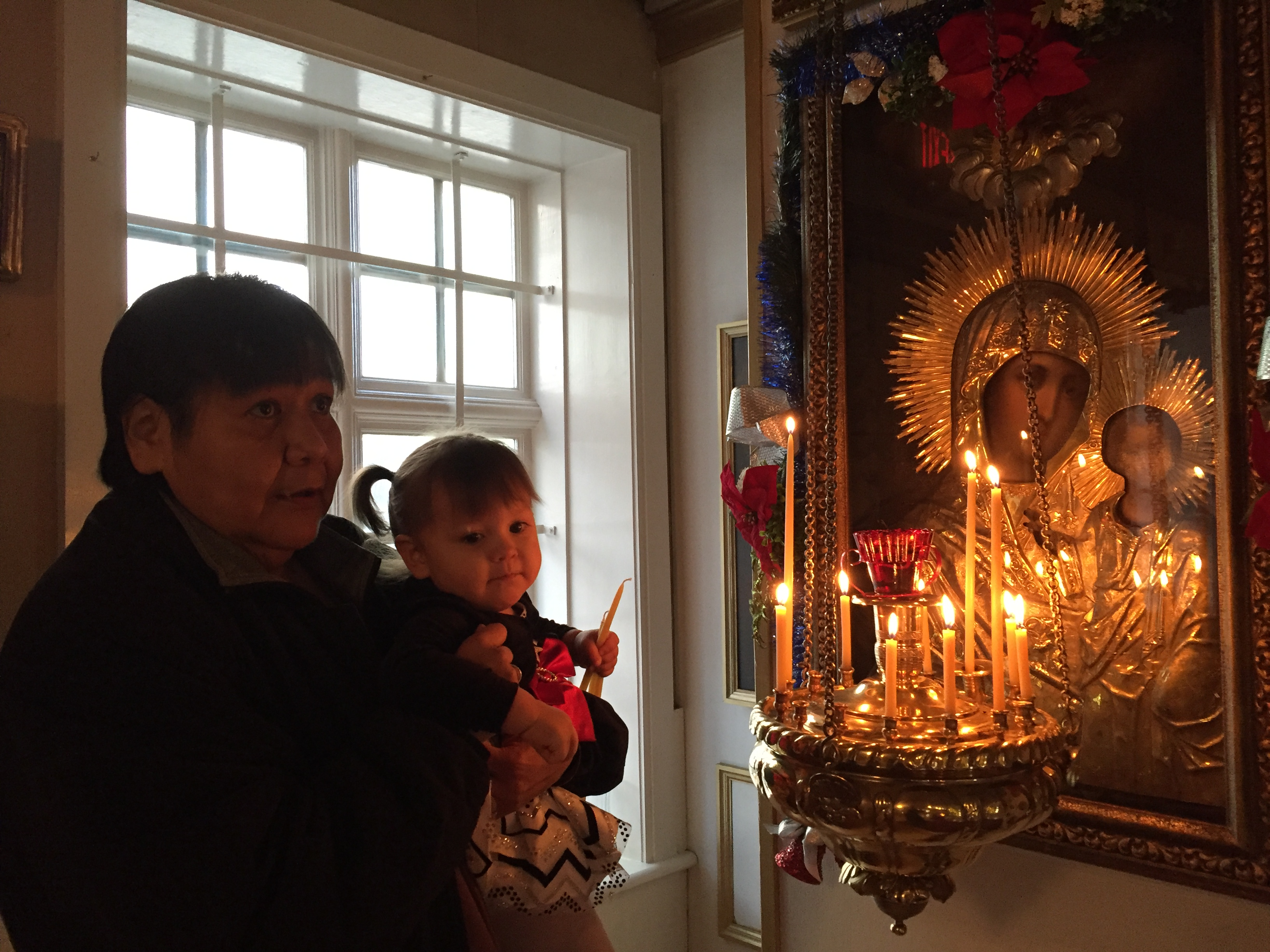 Sitkans gather for Orthodox Christmas