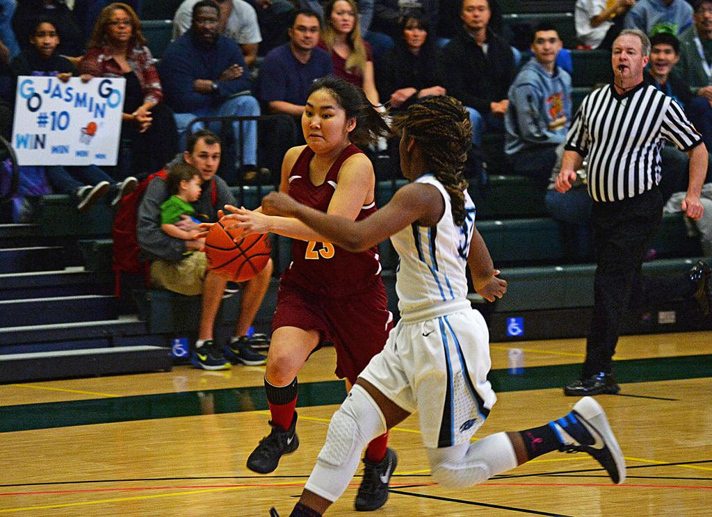 Lady Braves place third in state basketball tournament