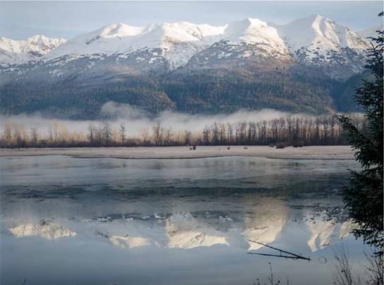 Haines author says eagle preserve at risk from mining