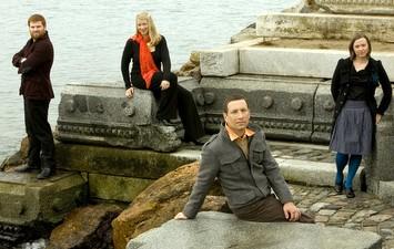Quartet spends final weeks performing together in Sitka
