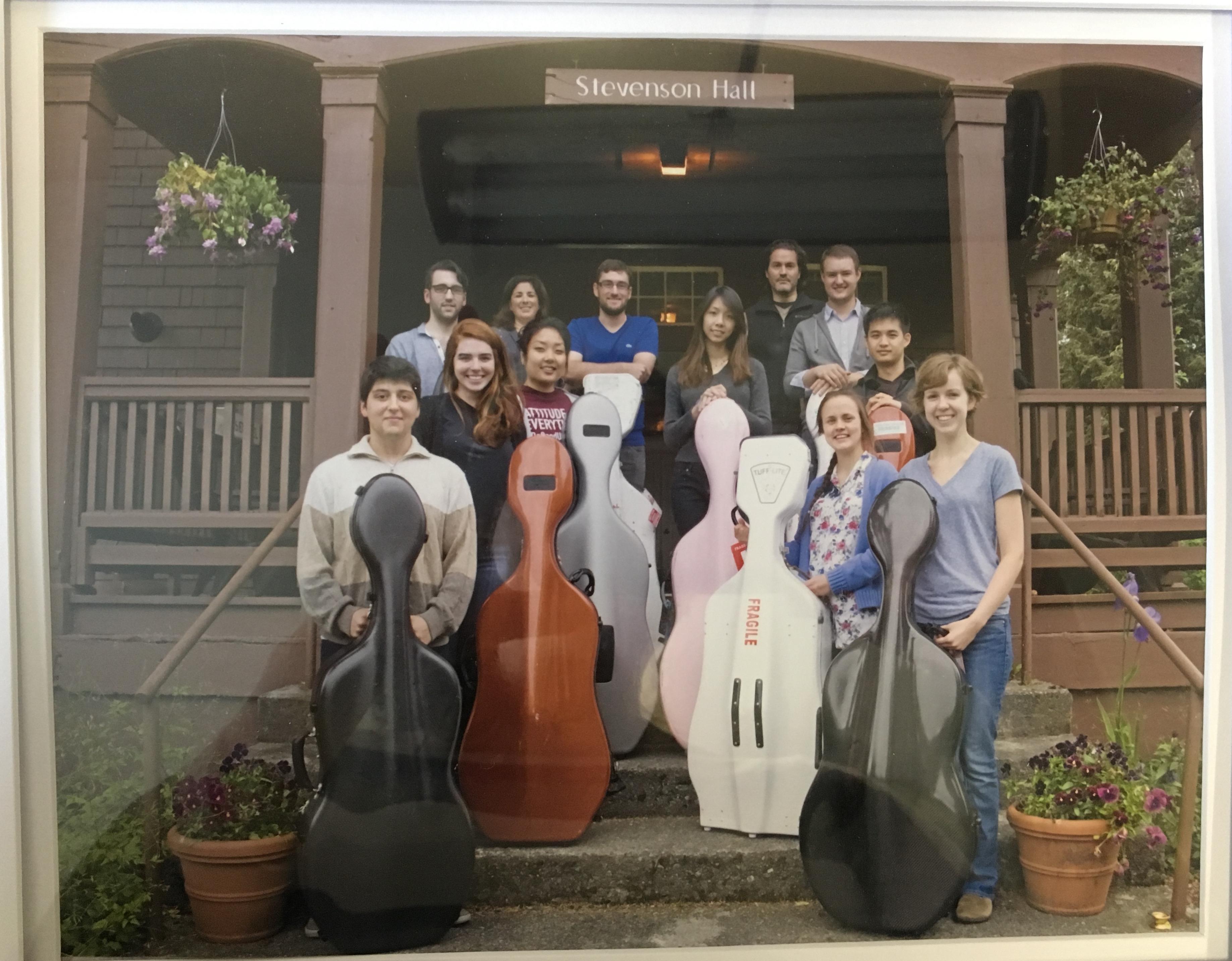 "Sitka Cello Seminar to conclude with annual ""Cellobration"""