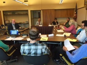 The Assembly chose local attorney Brian Hanson for the city position. Hanson has practiced law in Sitka for nearly 30 years. (Emily Kwong/KCAW photo)