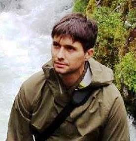 Michael Hansen (Courtesy Sitka Search and Rescue)