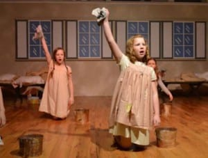 YPT's 2015 performance of 'Annie.' (SFAC photo)