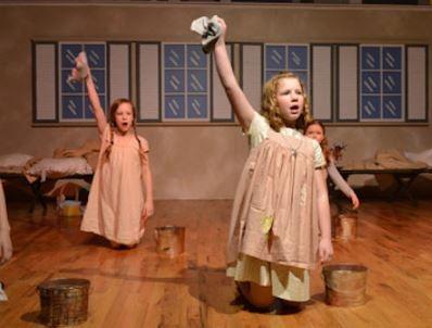 Youth theater seeks ninja nuns, 7-18, for 'Trials of Robin Hood'