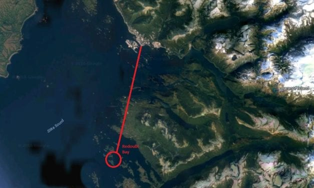 Fishing vessel runs aground, leaks oil into Redoubt Bay