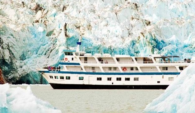 Sitka cruise line captures more small-ship market share in '17