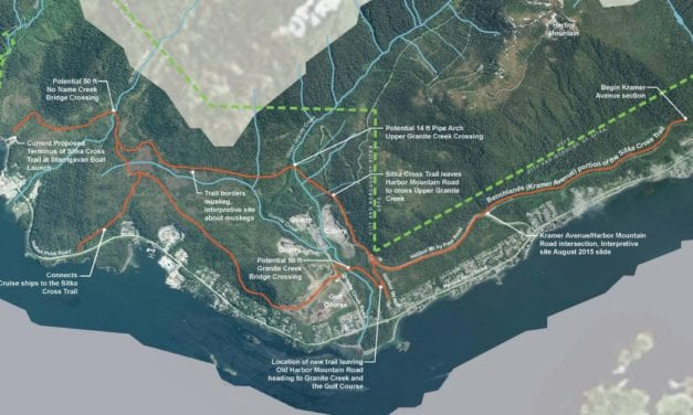 Sitka Trail Works to get $1.8 million for Cross Trail completion