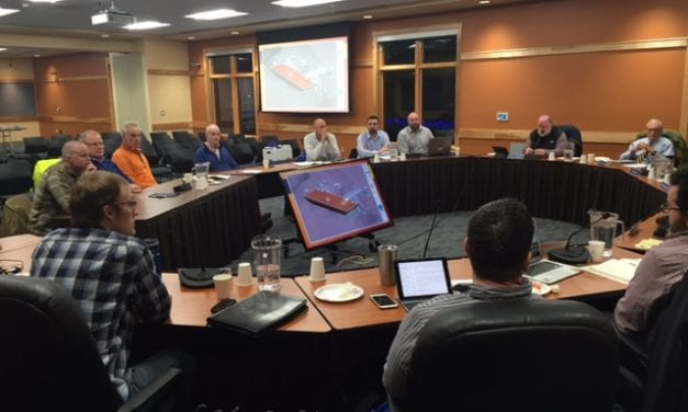 Sitka Assembly reviews floating dock plan