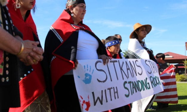 Sitkans aim to raise funds, traditional foods for Standing Rock protestors