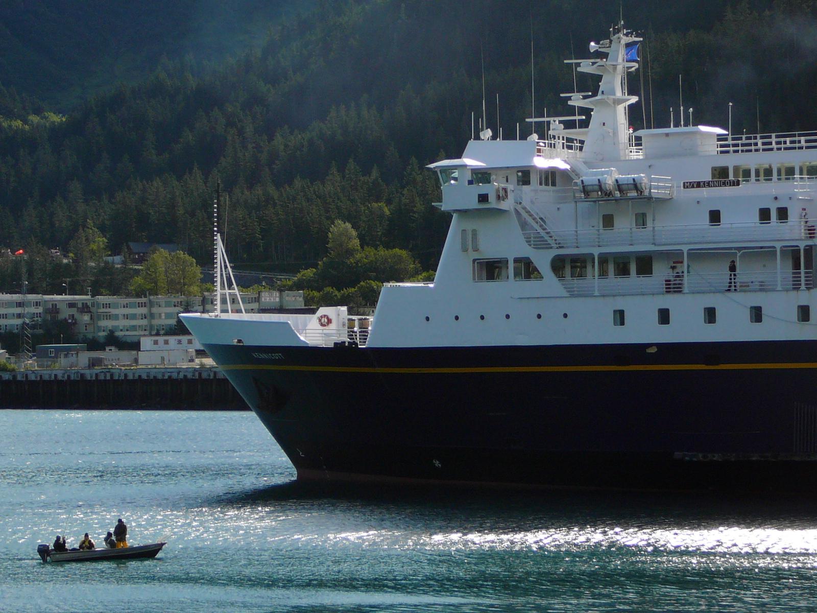 Summer ferry schedule adds Cordova sailings
