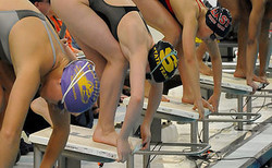 Strong relay teams give Sitka swimmers second at state meet