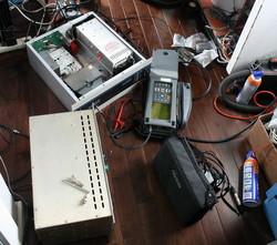 Repaired Transmitter