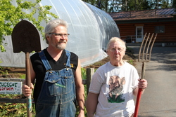 """""""High tunnels"""" sprout in Sitka, thanks to USDA program"""