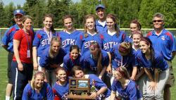 Lady Wolves softball wins third-straight state title