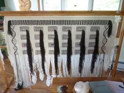 Goat DNA inspires Tlingit weaver