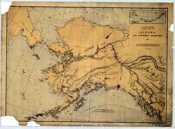 Alaskan Cartography Influenced By Native Mapmakers Kcaw