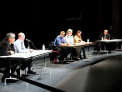 Candidates tested on social issues at high school forum